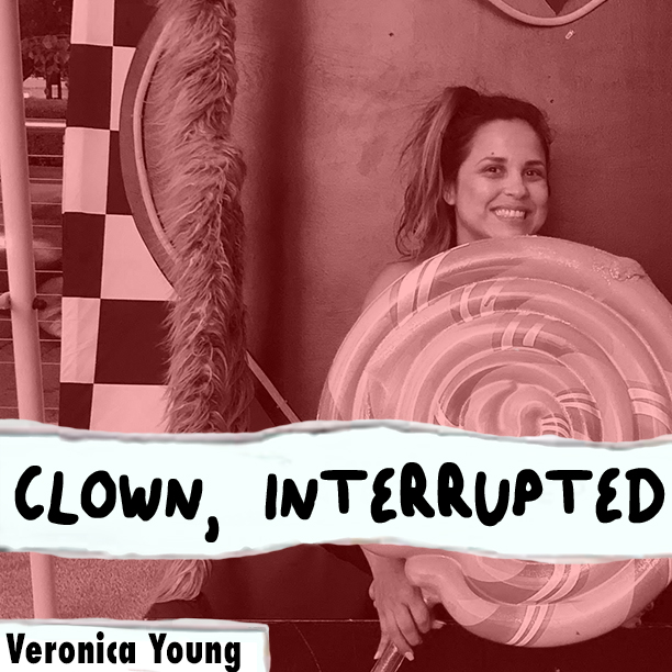 KiKi Maroon podcast guest Veronica Young aka Hung Over with V